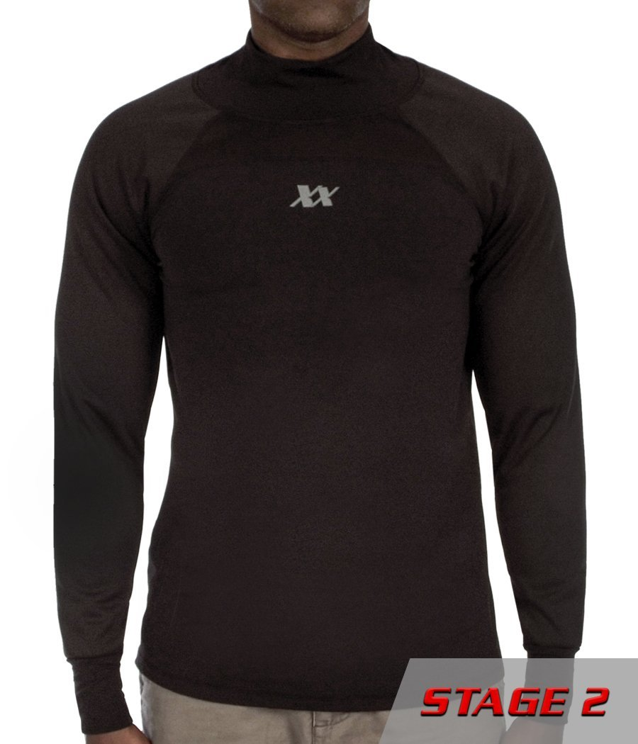 Equinoxx Stage 2 - Thermal Mock Apparel 221B Tactical S 1-pack