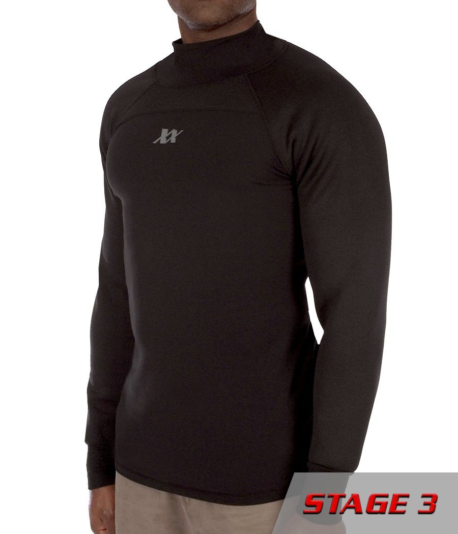 Equinoxx Stage 3 - Ultra-Thermal Mock Apparel 221B Tactical S 1-pack