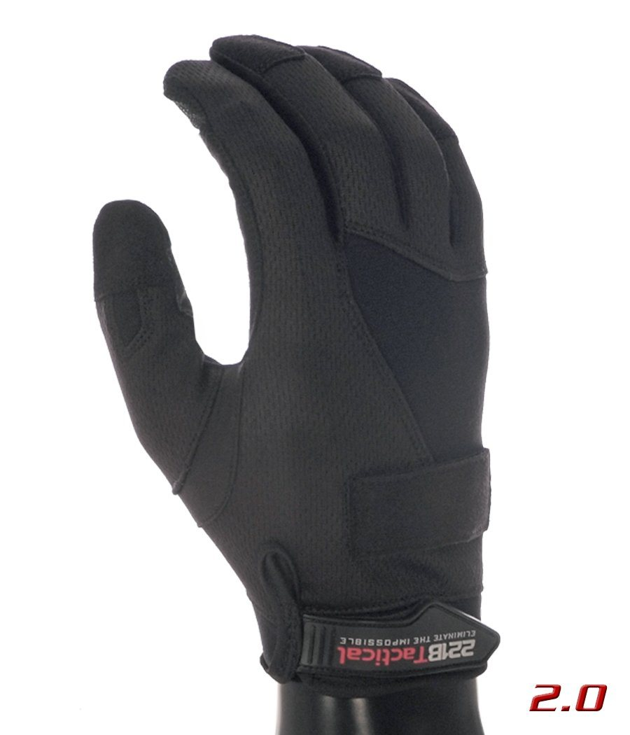 Exxtremity Patrol Gloves 2.0 Gloves 221B Tactical L Black