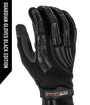 Guardian Gloves - Level 5 Cut Resistant Gloves 221B Resources LLC XS Black Edition