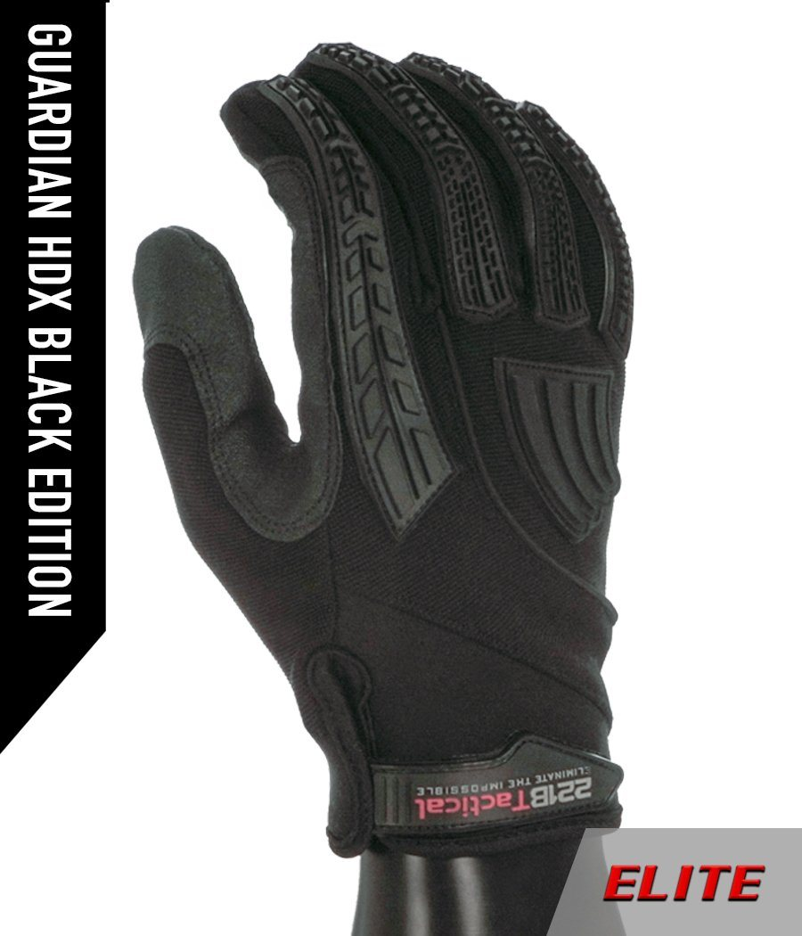 Guardian Gloves HDX ELITE - Level 5 Cut Resistant & Fluid Resistant