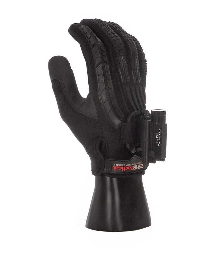 Guardian Gloves EXT - Hands Free Lighting & Cut Resistant