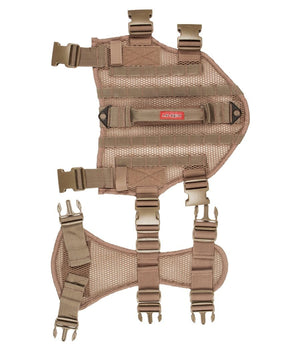 Noxx Dog K-9 Harness K-9 221B Tactical