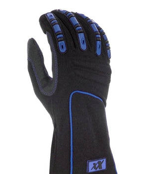 Rescue Gloves NVX - Fire Resistant & Level 5 Cut Resistant Clearance 221B Tactical XS