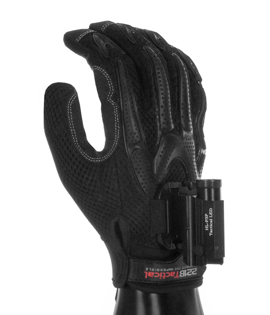 Titan K-9 Glove-Light System with P3P Light Gloves 221B Tactical XS