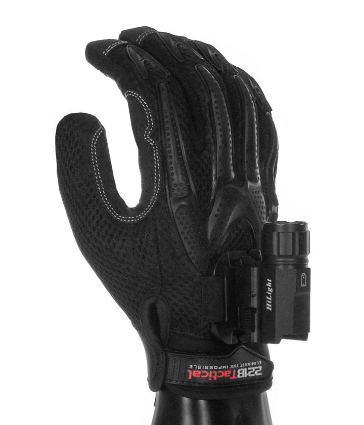 Titan K-9 Glove-Light System with P5S Light Gloves 221B Tactical XS