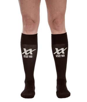 Women's Maxx-Dri Silver Elite Compression Socks Socks 221B Resources LLC XS