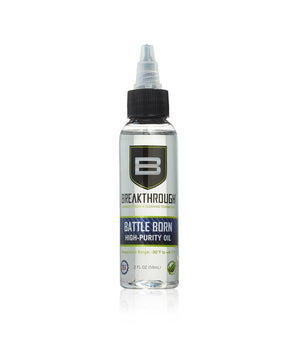 Breakthrough® Battle Born High Purity Oil 2 fl oz Bottle Accessories 221B Resources LLC