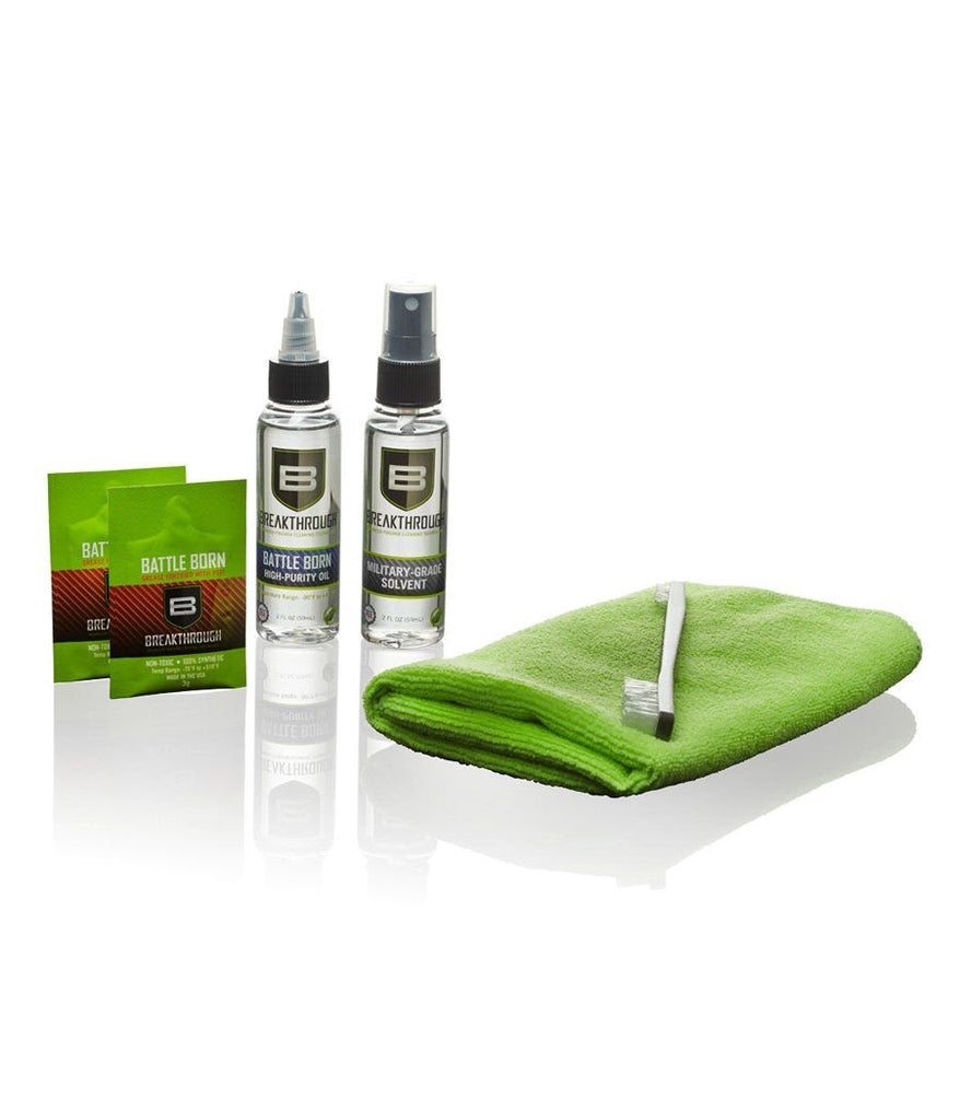 Breakthrough® BT-101 Basic Cleaning Kit