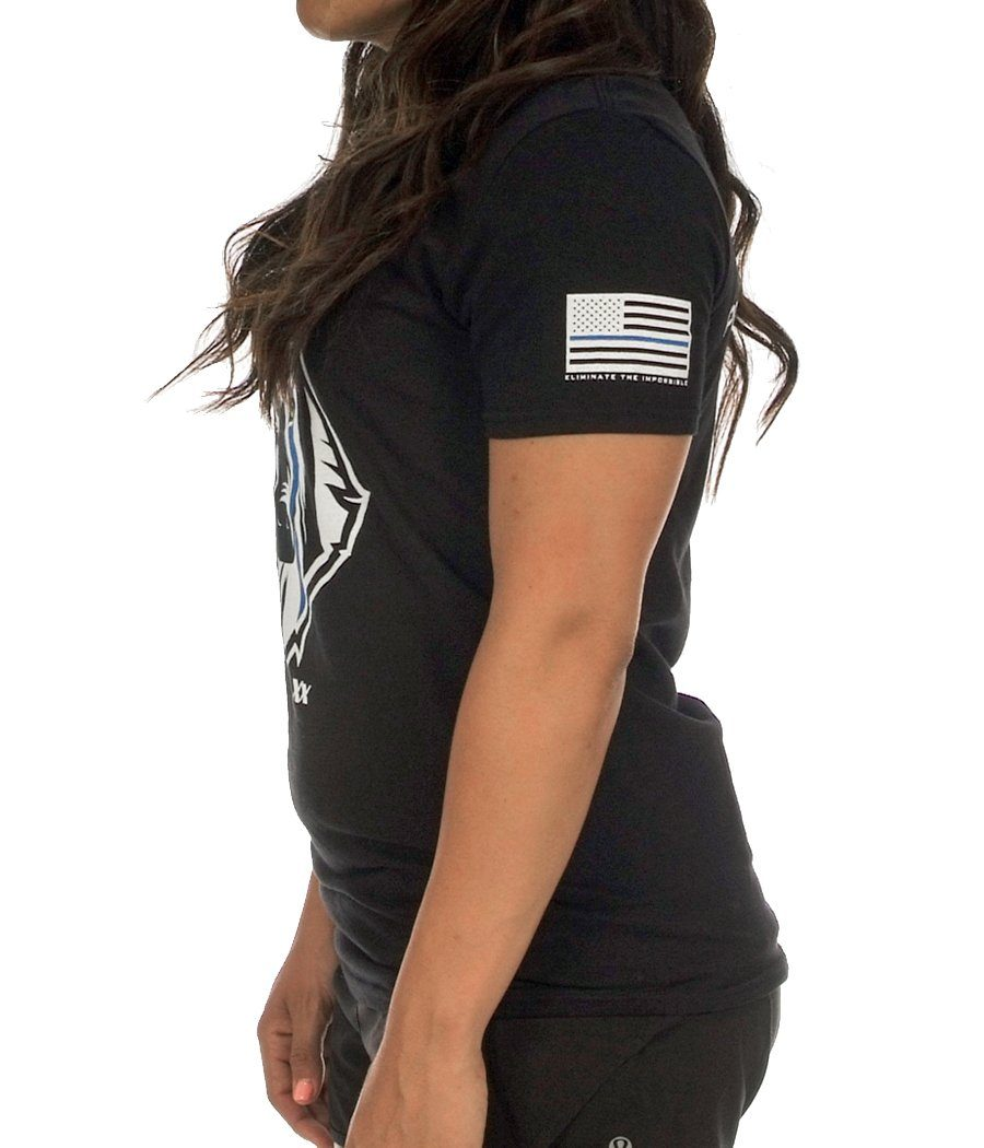 American Sheepdog Thin Blue Line T-Shirt Apparel 221B Tactical