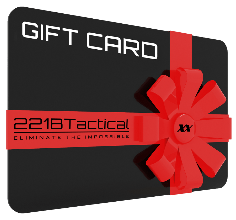 221B Tactical Gift Card Gift 221B Tactical $25.00