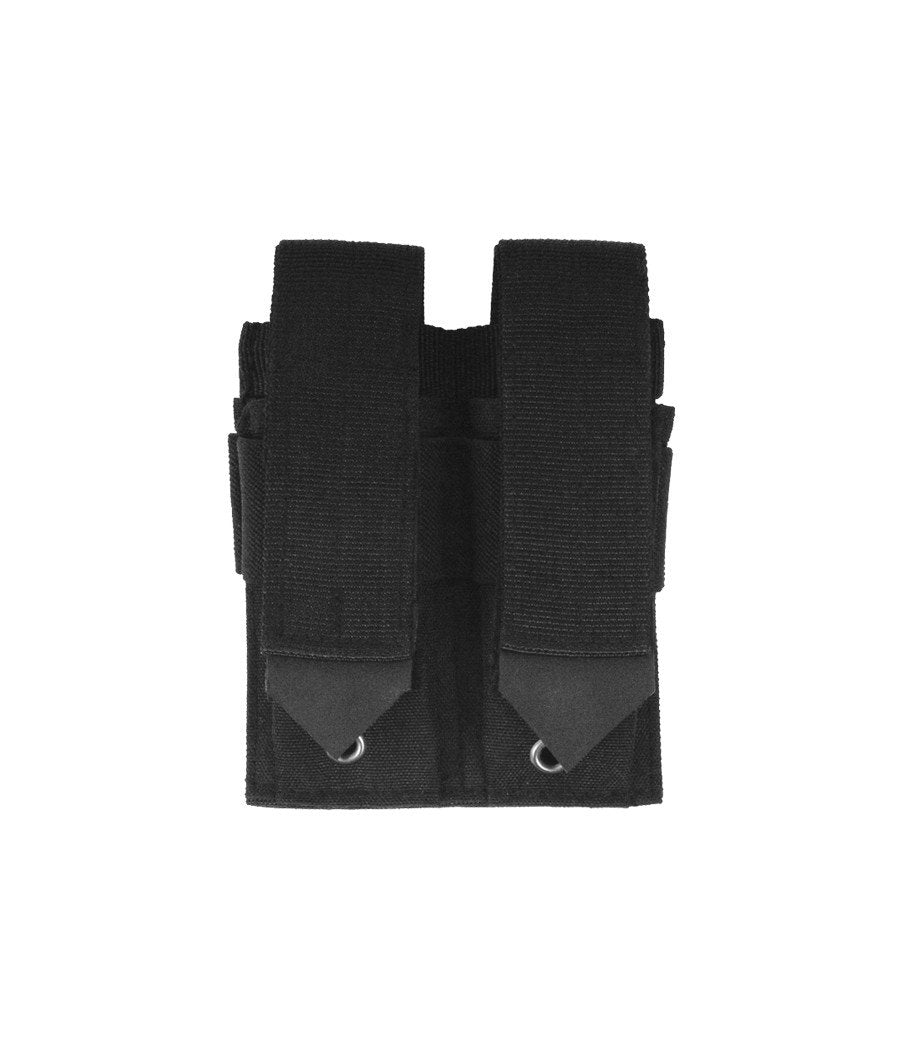 Double Pistol Mag Pouch Accessories 221B Tactical