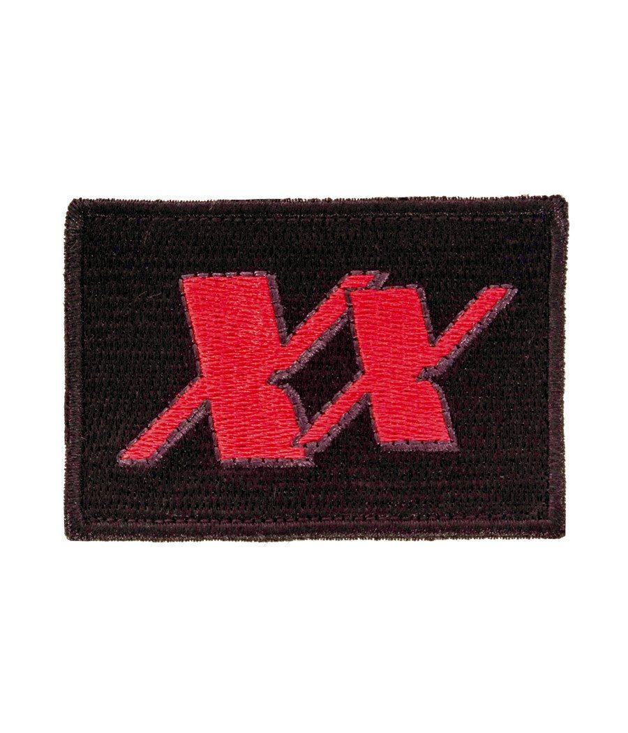 XX CODE RED PATCH - VELCRO