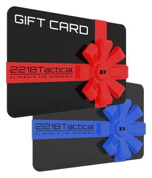 221B Tactical Gift Card Gift 221B Tactical