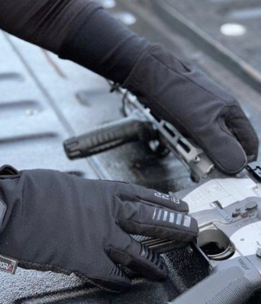 Agent Gloves 2.0 Elite - Thermal & Water Resistant Gloves 221B Tactical
