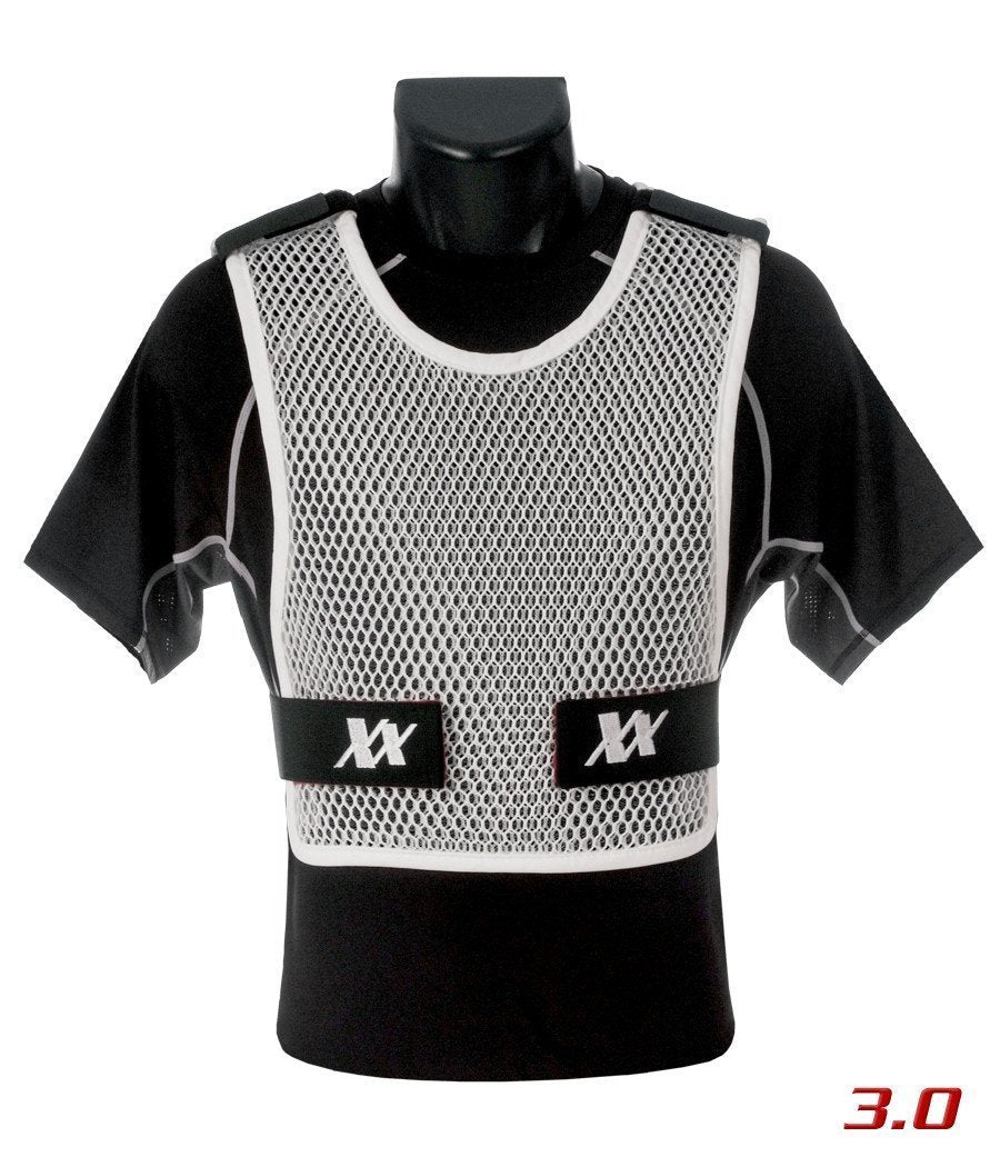 Copy of Maxx-Dri Vest 3.0 Body Armor Ventilation Maxx-Dri 221B Tactical XS/S White