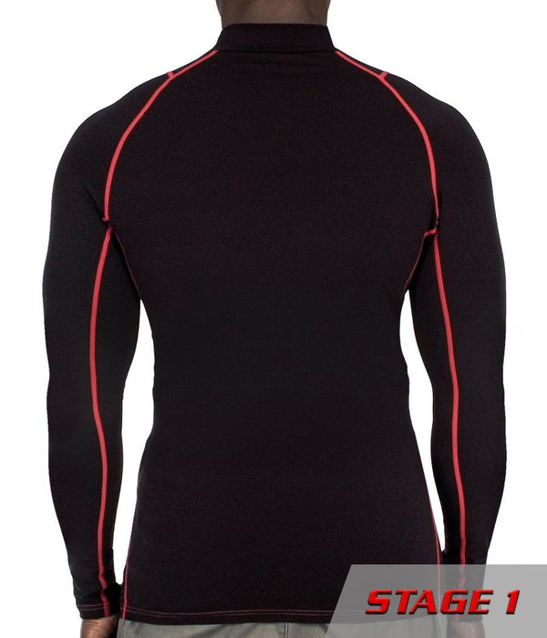 Equinoxx Stage 1 - Compression Mock Apparel 221B Tactical