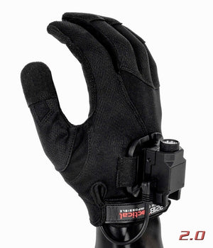 Extremity Patrol Glove-Light System with P3P 2.0 Light Gloves 221B Tactical