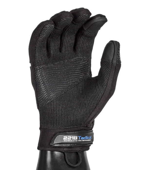 Gladiator Gloves - Full Dexterity Tactical Gloves - Level 5 cut resistant - Shooting and Search Gloves 221B Tactical