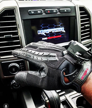 Guardian Gloves EXT Glove-Light System with P3P 2.0 Light Gloves 221B Resources LLC