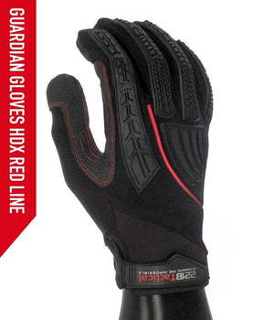Guardian Gloves HDX - Level 5 Cut Resistant + Gloves 221B Resources LLC XS Red-Line