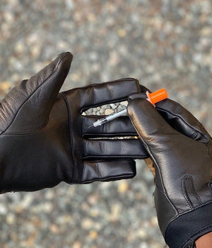 Hero Gloves 2.0 SL - Needle Resistant Gloves 221B Tactical