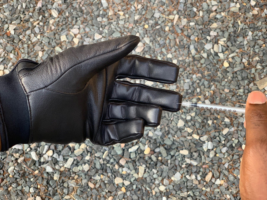 Hero Gloves SL 2.0 - Needle Resistant Gloves 221B Tactical