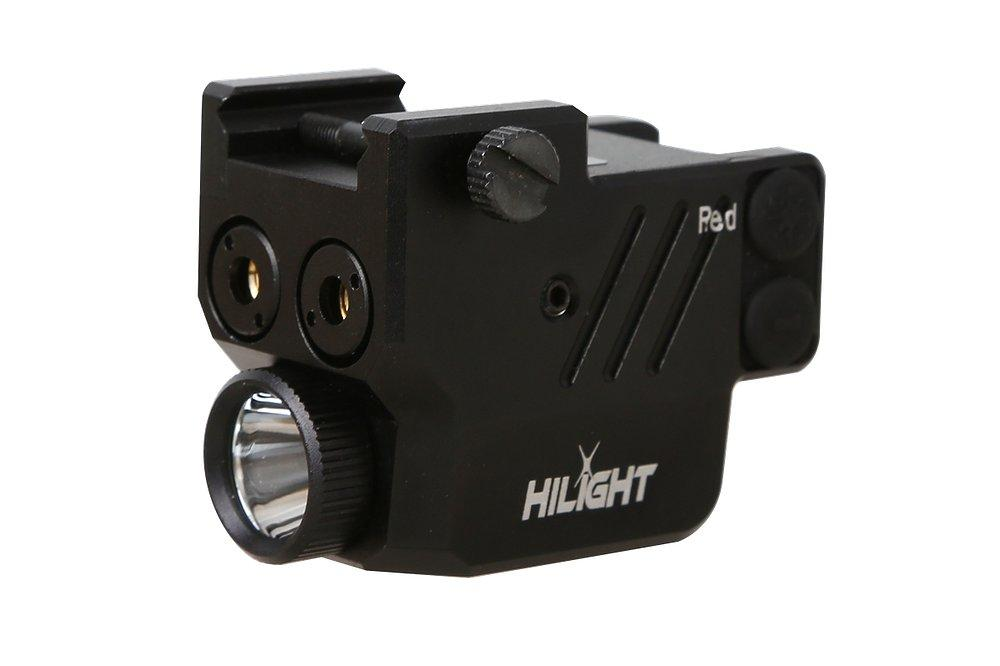 HiLight HL-P3RGL - Red/Green Laser Light Combo lights HiLight Tactical