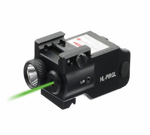 HiLight HL-PIRGL Tactical Green Laser and LED Flashlight with IR Switch lights HiLight Tactical