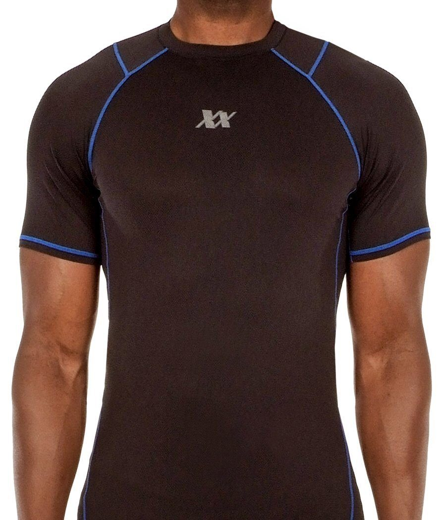 Maxx-Dri 3.0 Silver Elite Anti-Odor/Rash System maxx-dri vest 221B Tactical XS/S Black/Blueline S