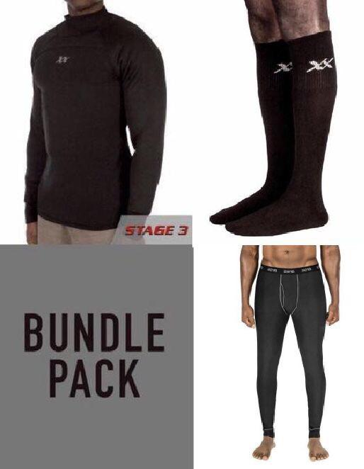 Stage 3 Cold Weather Baselayer Bundle Apparel 221B Tactical