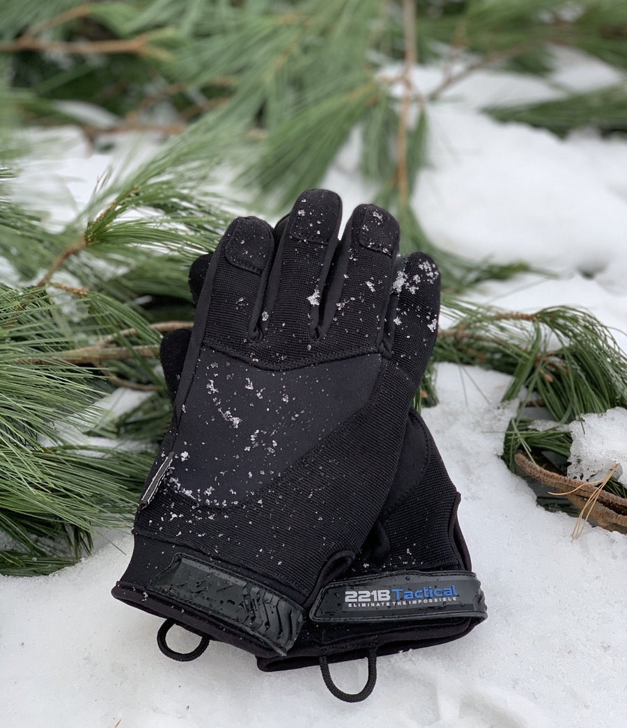 K2 Elite Gloves - Thermal, Fluid Resistant, Full Dexterity 221B Tactical