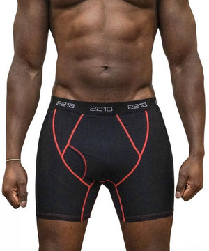 Maxx-Dri RFX Boxer Briefs 3-Pack Saver Promo 221B Tactical XXL Black/Red