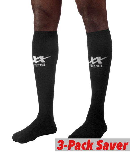 Maxx-Dri Silver Elite Anti-Sag Compression Socks (3-Pack Saver) Promo 221B Resources LLC