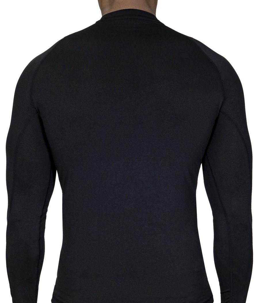 Maxx-Dri Silver Elite Long Sleeve Shirt Apparel 221B Tactical