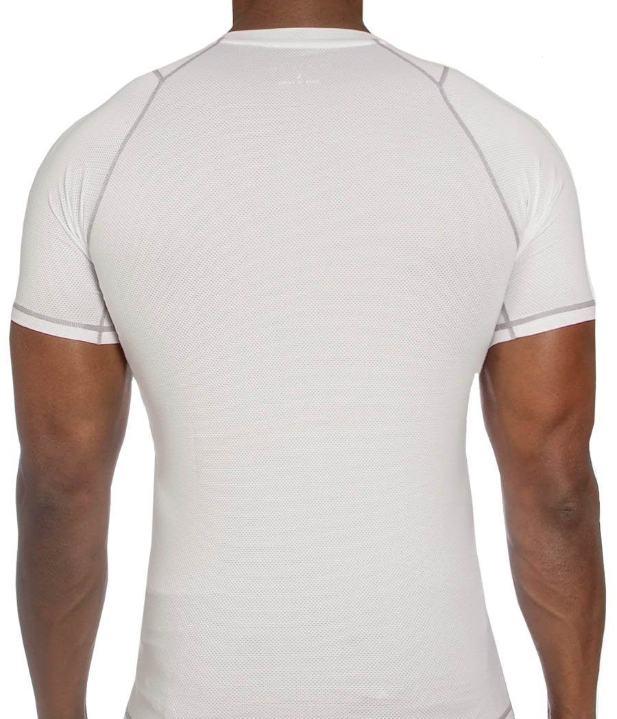 Maxx-Dri Silver Elite T-Shirt - Anti-Bacterial, Anti-Odor, Anti-Rash, UV Protection Apparel 221B Tactical