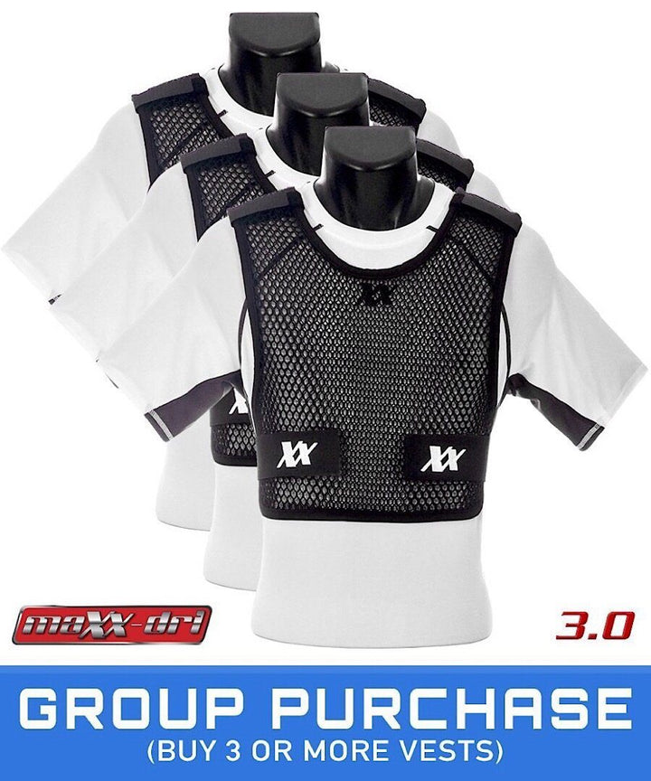 Maxx-Dri Vest 3.0 Group Purchase - scroll to learn how to save with a group purchase maxx-dri vest 221B Tactical