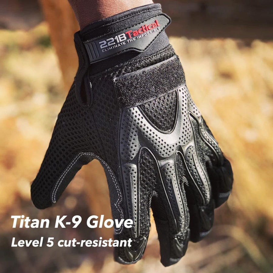 P3X Hands-Free Glove System (without pressure pad) Gloves 221B Tactical Titan XS