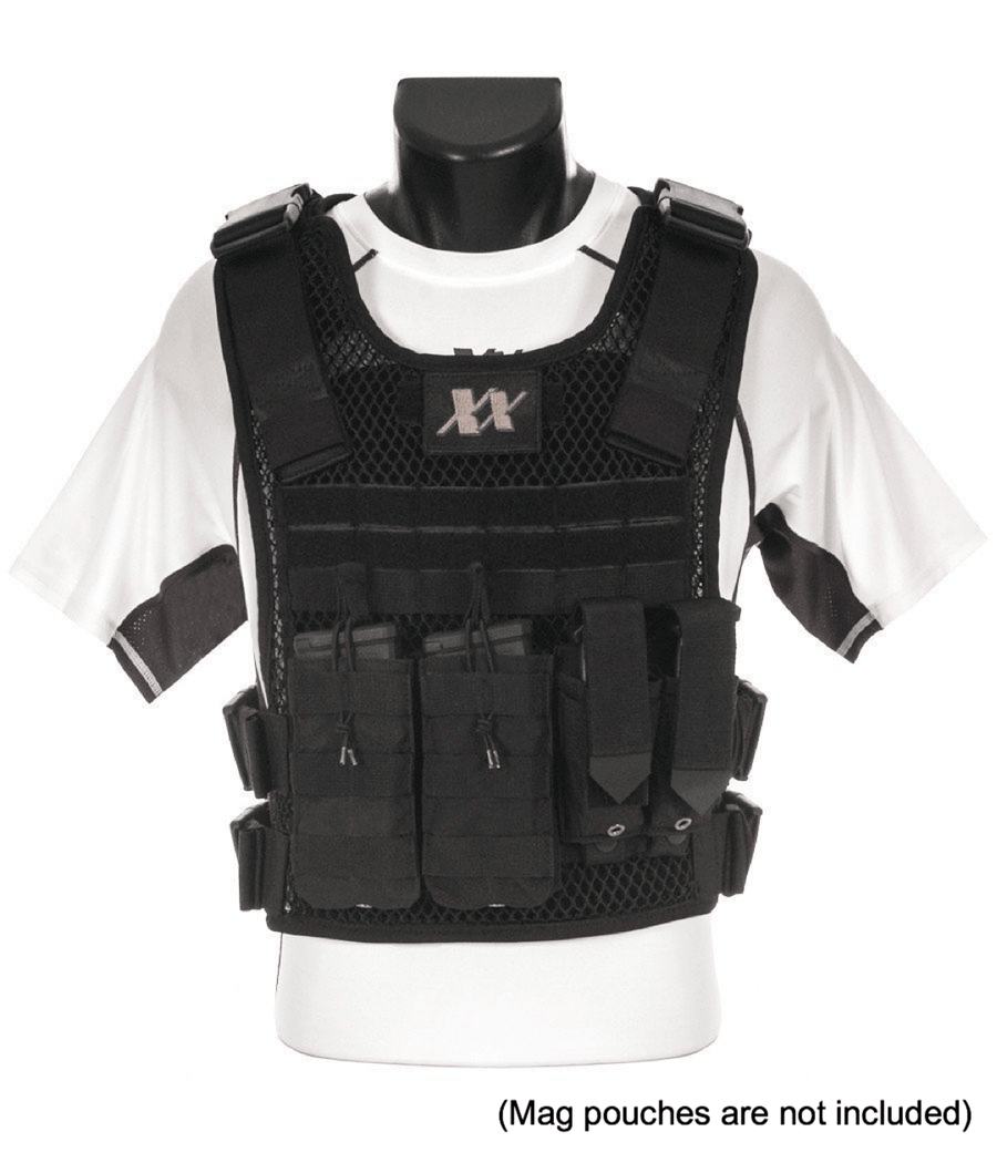 Phantom Plate Carrier Full Package with Armor Plates armor 221B Resources LLC