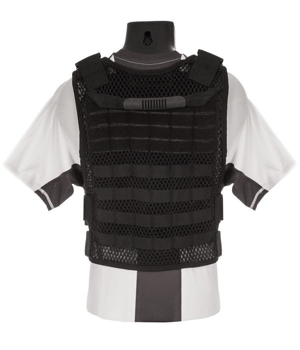 Phantom Plate Carrier Full Package with Legacy Hard Armor Plates armor 221B Resources LLC