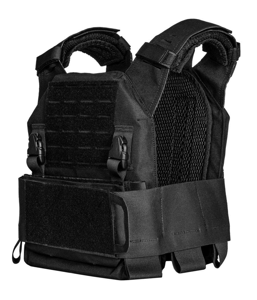 QRF Low Visibility Minimalist Plate Carrier 221B Tactical