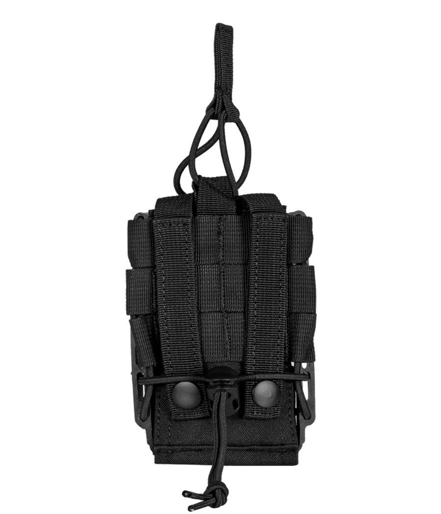 Rapid Access Single AR .223/5.56 & 7.62 Open Top Molle Mag Pouch 221B Tactical