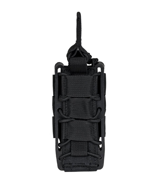 Rapid Access Single Pistol Open Top Molle Mag Pouch 221B Tactical