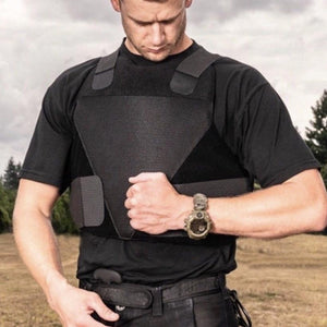 SPARTAN ARMOR SYSTEMS CONCEALABLE IIIA CERTIFIED WRAPAROUND VEST Armor 221B Tactical