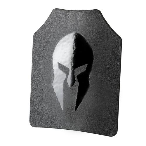Spartan™ Omega™ AR500 Shooter's Cut Single Curve Body Armor Level III Armor 221B Tactical