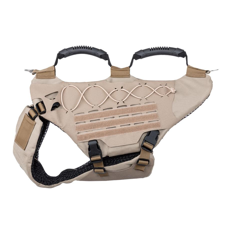 Titan Vest - Level IIIA K-9 Body Armor - $1,799 K-9 221B Tactical