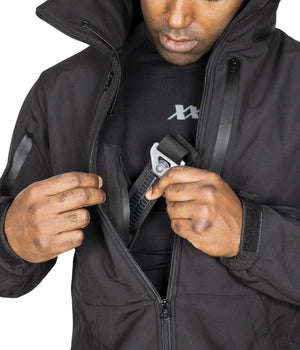 Tradecraft Jacket - Tactical EDC CCW Available With Level IIIA Bullet Resistant Body Armor 221B Tactical