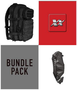 Ultimate Assault Pack + Vanquish First Responder Tool Bundle Bag 221B Tactical