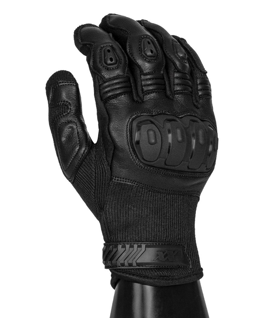 Warrior Gloves - Full Dexterity, Cut Resistant, Hark Knuckle Protection 221B Tactical