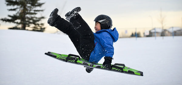 All About Sledding Helmets for Kids